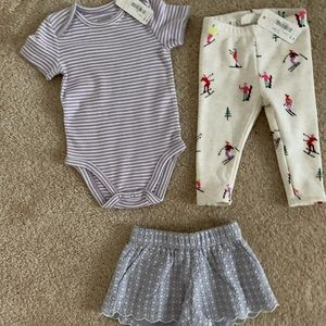 Gymboree 6-12 month bundle BNWT